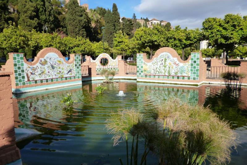 Andalúzia körutazás, Malaga 8