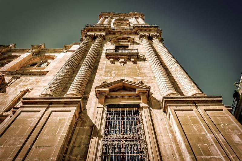 Andalúzia városlátogatás, Malaga 12