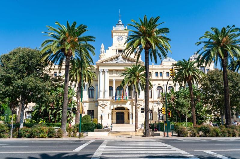Andalúzia körutazás, Malaga 15