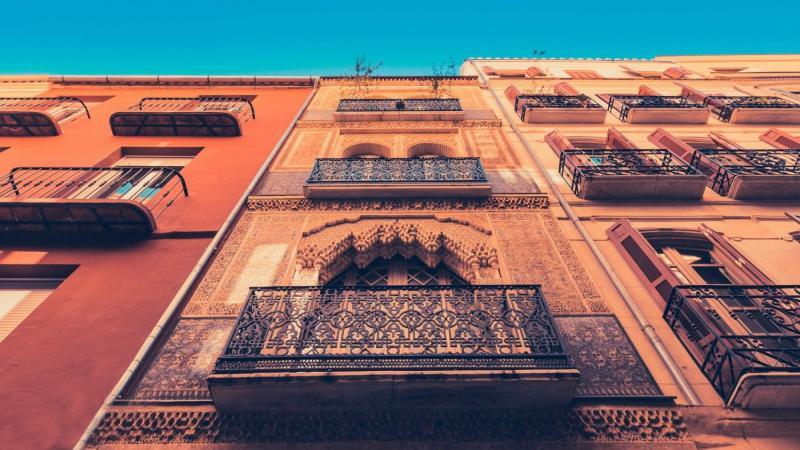 Andalúzia városlátogatás, Malaga 14
