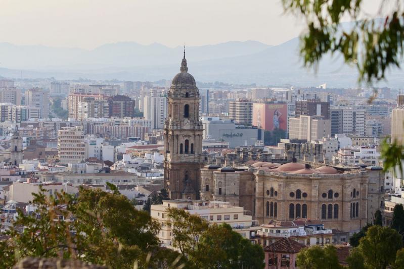 Andalúzia körutazás, Malaga 21