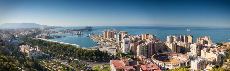 Andalúzia városlátogatás, Malaga 22
