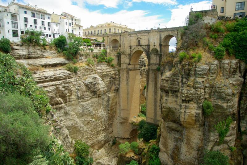 Andalúzia városlátogatás, Ronda 2