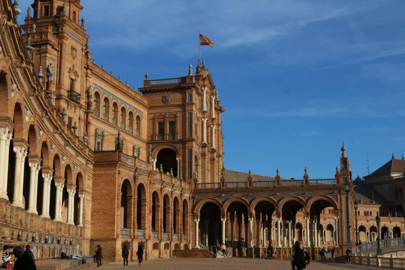 Andalúzia körutazás, Sevilla 7