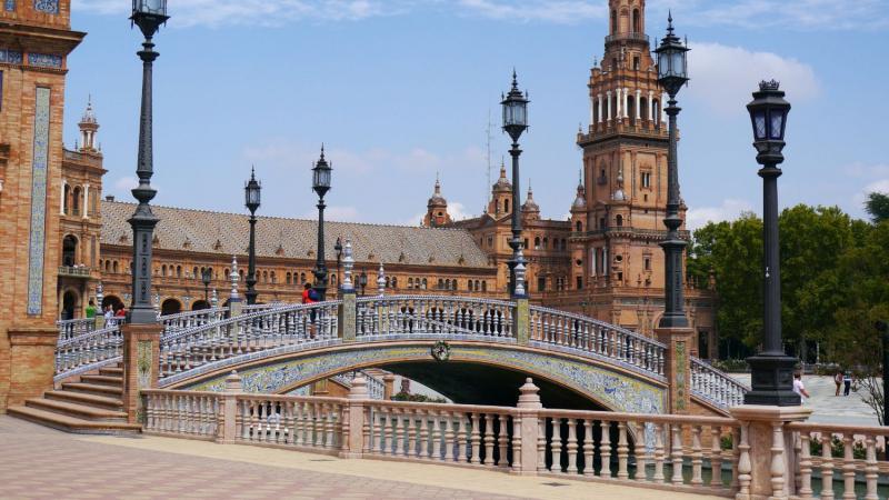 Andalúzia körutazás, Sevilla 9