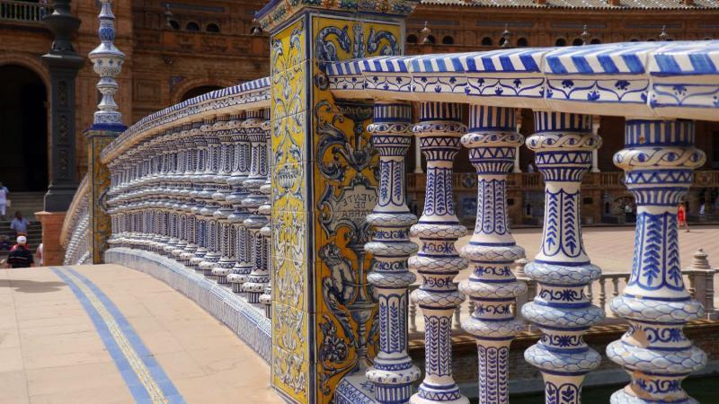 Andalúzia városlátogatás, Sevilla 10