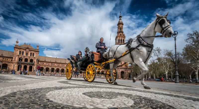 Andalúzia városlátogatás, Sevilla 12