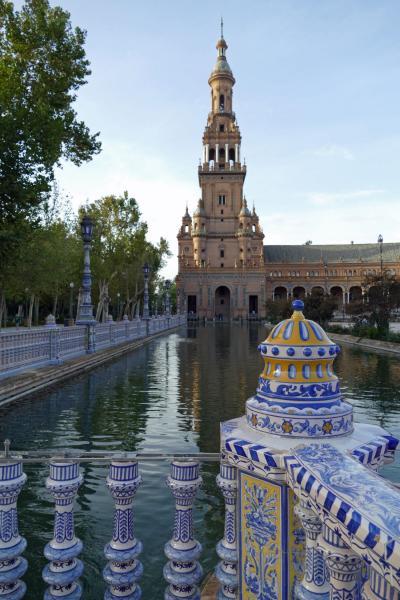 Andalúzia városlátogatás, Sevilla 6