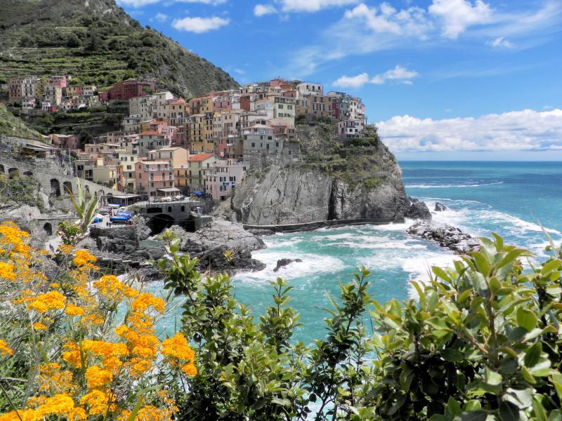 Toscana, Viareggio és Cinque Terre