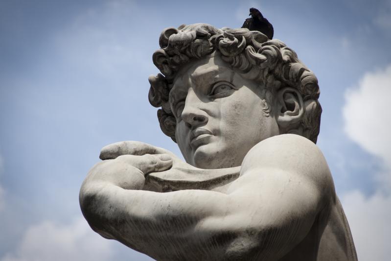 Toscana szobor