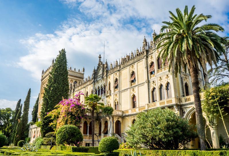 Észak-Olaszország látványossága
