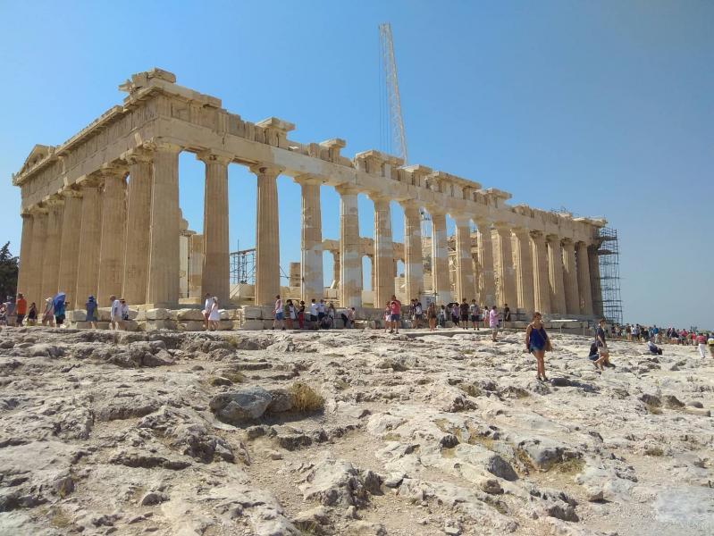 Görögország körutazás 1