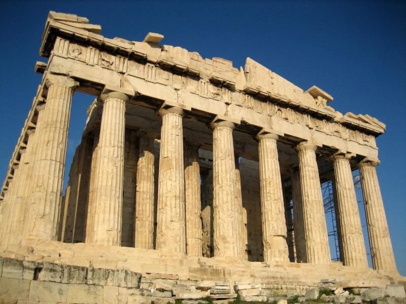 Görögország körutazás, Athén 10