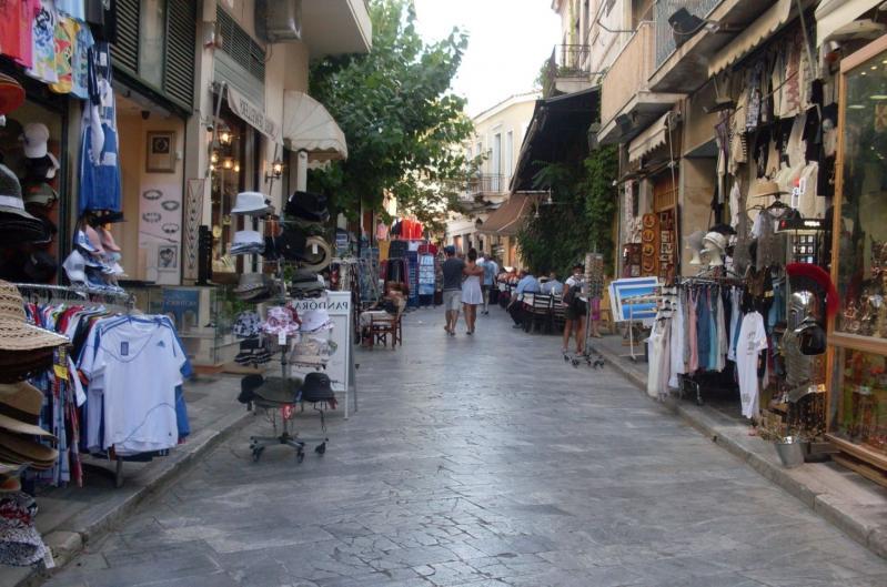 Görögország városlátogatás, Athén 21