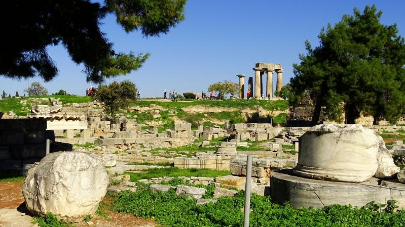 Görögország körutazás, Korinthosz 2