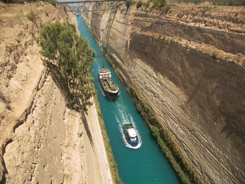 Görögország körutazás, Korinthosz 4