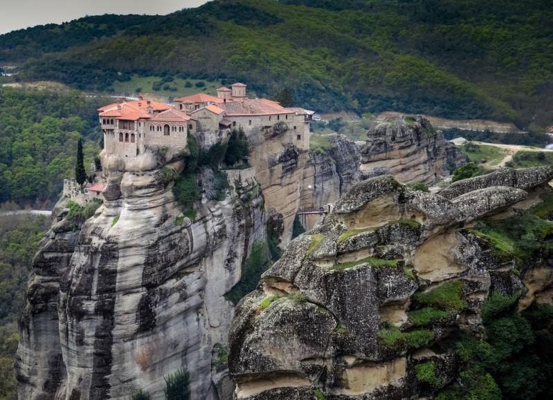 Görögország körutazás, Meteórák 6