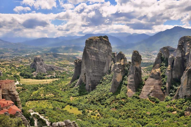 Görögország körutazás, Meteórák 17