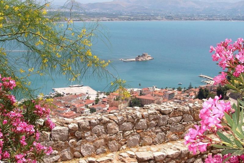 Görögország városlátogatás, Nafplion 2