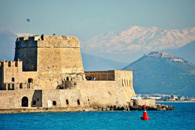 Görögország városlátogatás, Nafplion 4