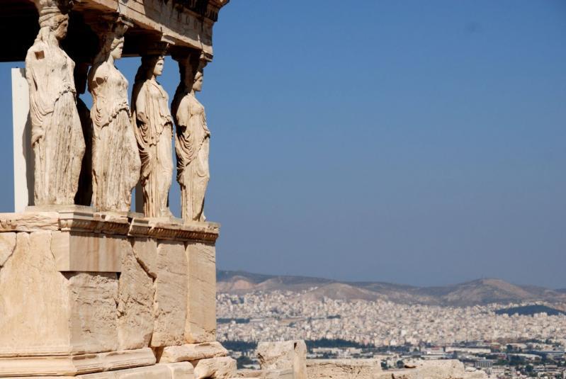 Görögország körutazás, Athén 14