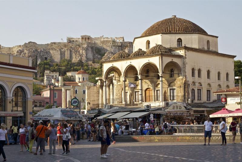 Görögország körutazás, Athén 18