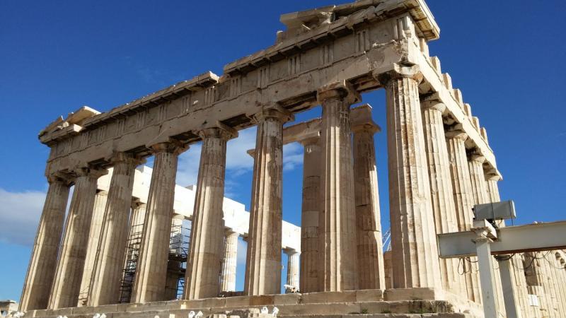 Görögország városlátogatás, Athén 29