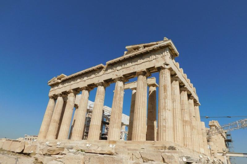 Görögország városlátogatás, Athén 3