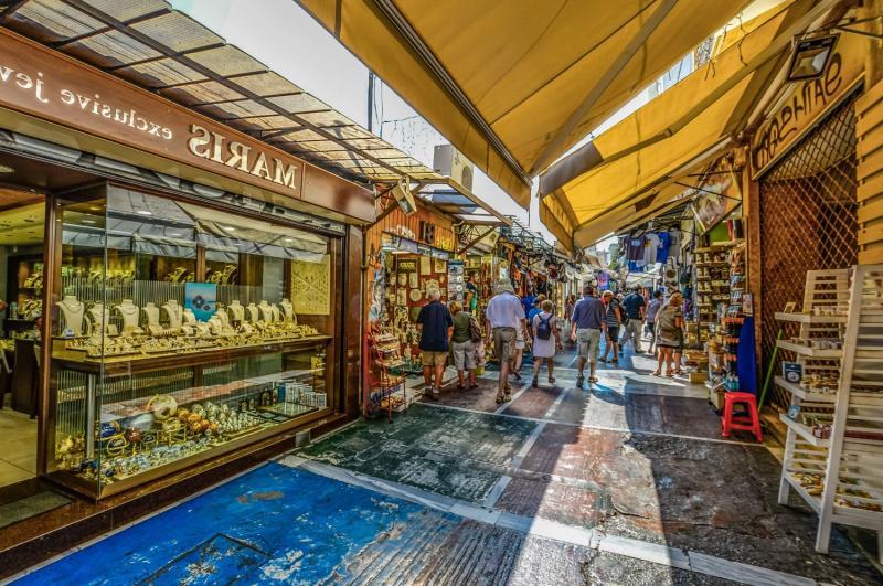 Görögország városlátogatás, Athén 5