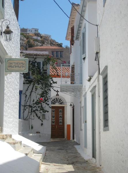 Görögország körutazás, Hydra
