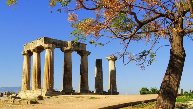 Görögország városlátogatás, Korinthosz 1