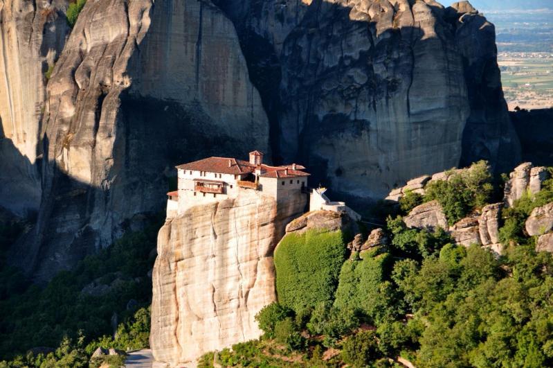 Görögország körutazás, Meteórák 16