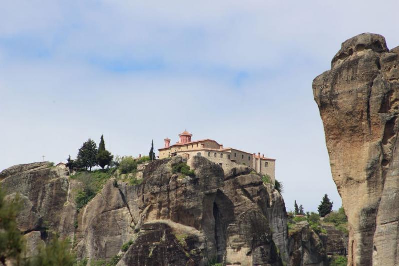 Görögország körutazás, Meteórák 3