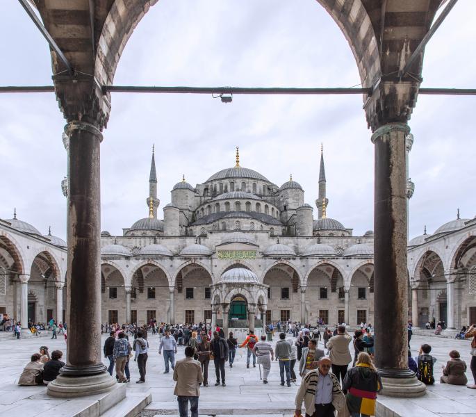 Törökországi körutazás látványosságai|4