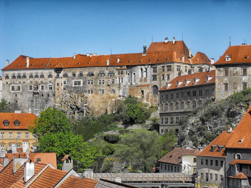 Dél-Csehországi Kastélytúrák