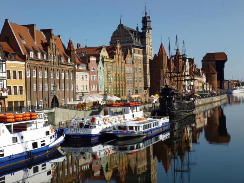 Lengyel történelmi és hanza városok 2021