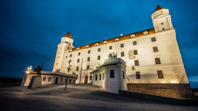 Szlovákia - a Felvidék történelmi városai