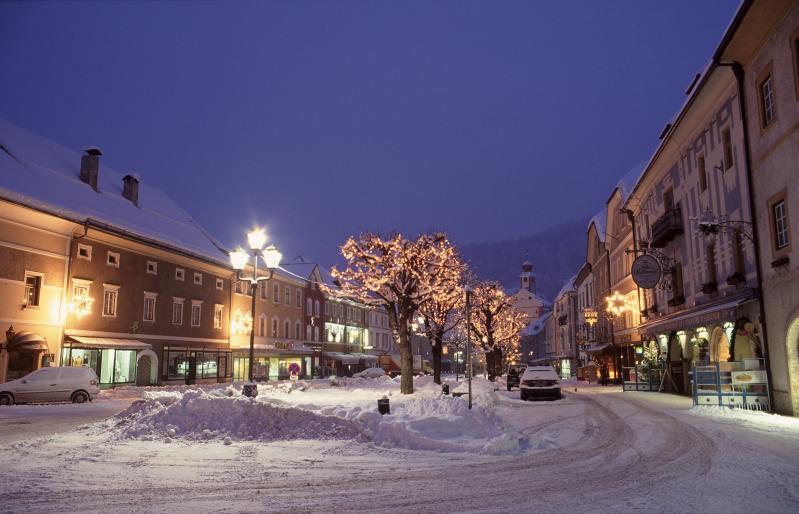 Ausztria utazás Karácsonykor