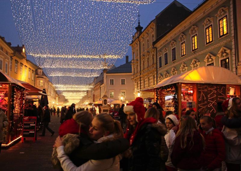 Ausztria utazás Karácsonykor|2