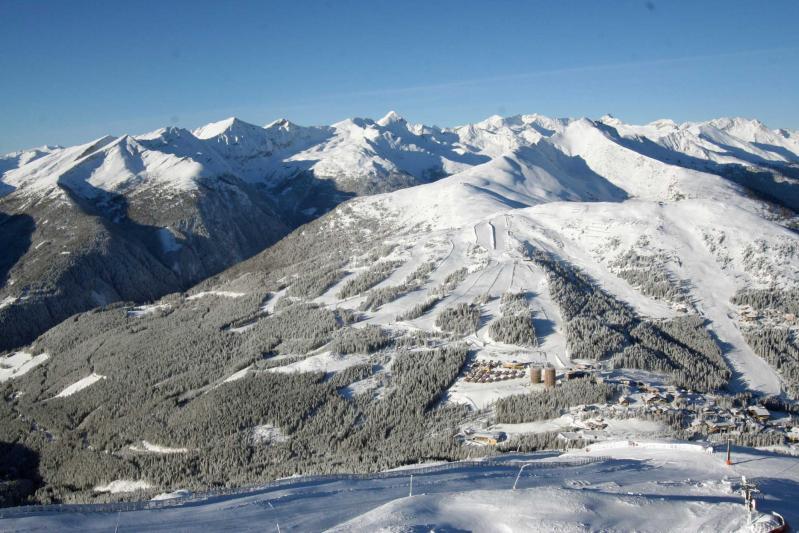 Ausztria hegyvidék