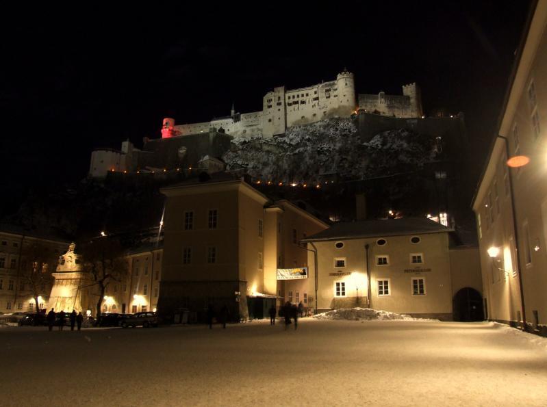 Salzburgi karácsony éjszaka