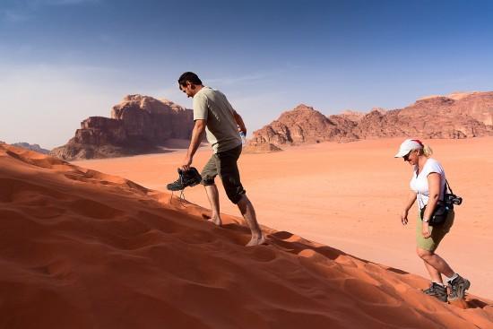 Jordánia - Sivatagi kalandtúra az őszi szünet idején