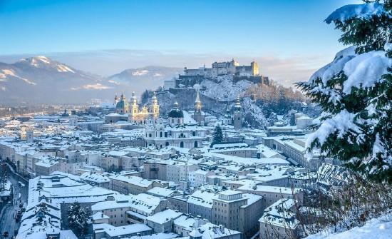 Karácsonyi vásár Salzburgban