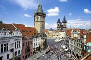 Húsvét Prágában