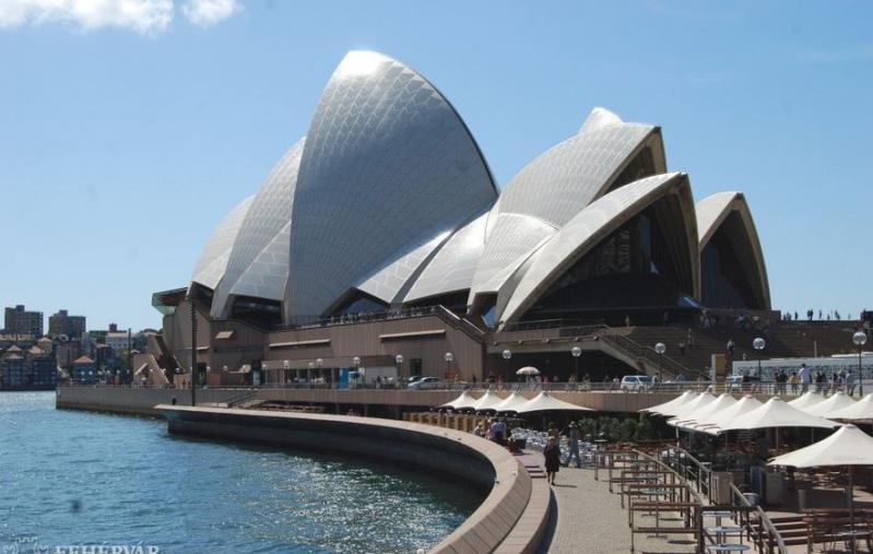 Ausztrália és Új-Zéland I.