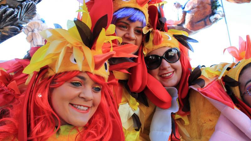 Napfényes Toszkánai karnevál - 8