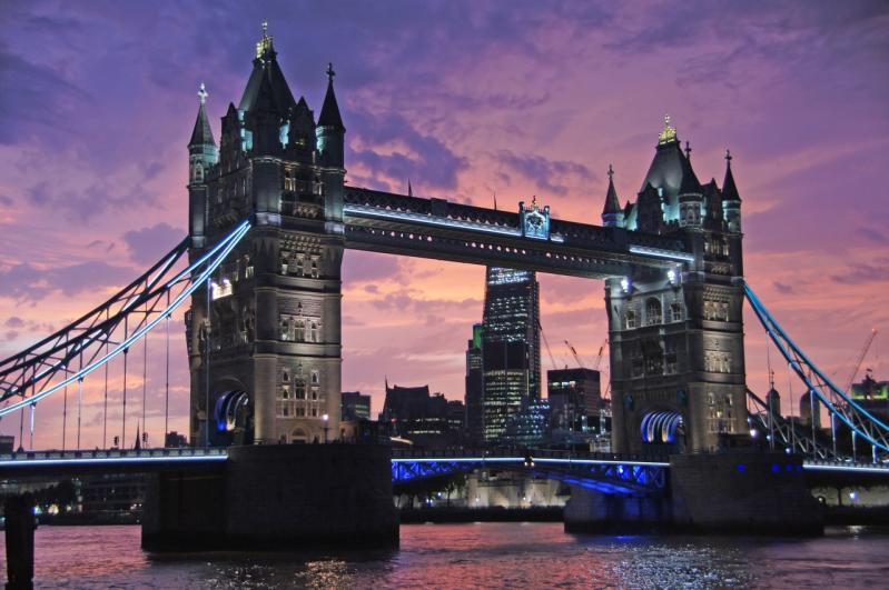 London gazdagon - autóbusszal 2021