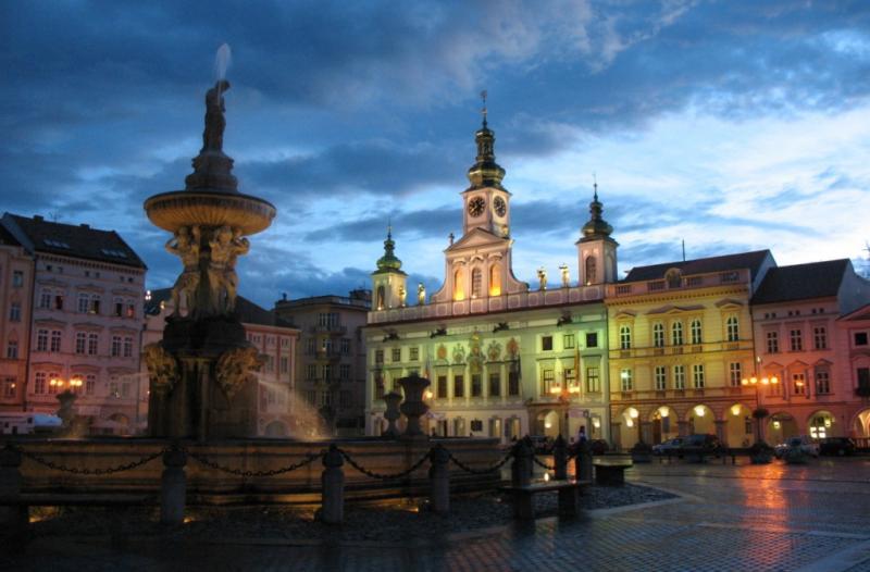 Varázslatos Dél-Csehország