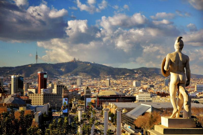 Utazás Barcelonába|2