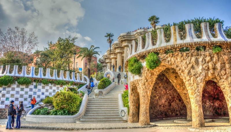 Utazás Barcelonába|7